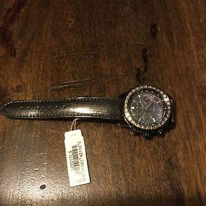 【送料無料】腕時計 ウォッチ レディースブラッククロックguess damas reloj negro
