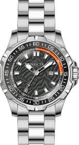 【送料無料】腕時計 ウォッチ プロダイバーmステンレススチールクオーツinvicta hombres pro diver cuarzo 100m acero inoxidable carbn reloj 25784