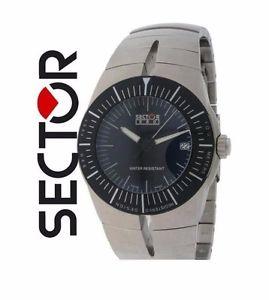 【送料無料】腕時計 ウォッチ セクタークロックウォッチスチールブレスレットミリスイスドルreloj sector 880 watch 2653880725 brazalete acero 43mm swiss made 419