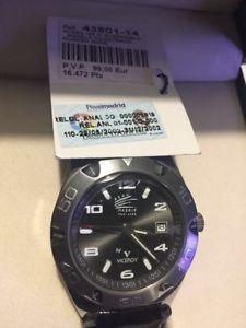 【送料無料】腕時計 ウォッチ アラームクオーツエディションレアルマドリードウォッチwatch men reloj quartz viceroy edicion real madrid