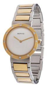 【送料無料】腕時計 ウォッチ アラームゴールドブレスレットベーリングbering seora reloj pulsera de oro eb10629710