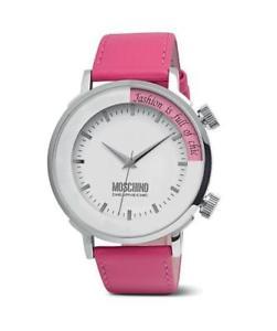 【送料無料】腕時計 ウォッチ マルチウォッチアスペクトモスキーノシックローザメガワットautntico reloj multiaspecto moschino chic amp; fresco rosa mw0248