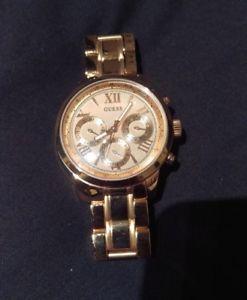 【送料無料】腕時計 ウォッチ ピンクゴールドoro rosa reloj guess