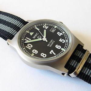 【送料無料】腕時計 ウォッチ ジェームズボンドベルトmmwc g10 lm militar correa de reloj de james bond, 50m resistencia al agua, fecha