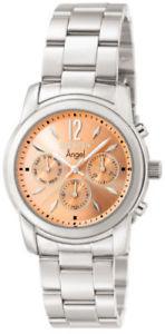 【送料無料】腕時計 ウォッチ エンジェルコレクションステンレススチールウォッチ0462 invicta 38mm mujer ngel coleccin reloj acero inoxidable