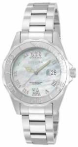 【送料無料】腕時計 ウォッチ プロダイバースイスクオーツアナログシルバー14350 invicta 38mm mujer pro diver analgico cuarzo suizo plateado reloj pulsera