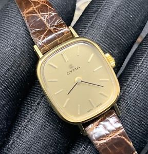 【送料無料】腕時計 ウォッチ ヴィンテージアラームハンドマニュアルワインディングnos nuevo cyma 03 vintage watch reloj 19,7 mm hand manual winding