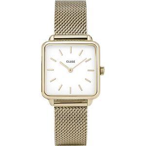 腕時計 ウォッチ ラメッシュorologio cluse la garconne donna mesh 60002