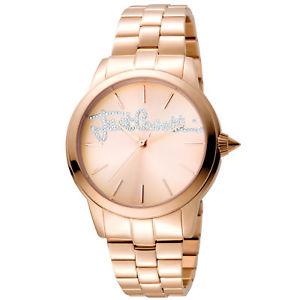 【送料無料】腕時計 ウォッチ キャバリアラームレディローズゴールドjust cavalli reloj seora ros oro