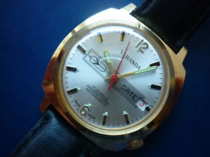 【送料無料】腕時計 ウォッチ ベランダマニュアルveranda temprano 1970s manual fecha