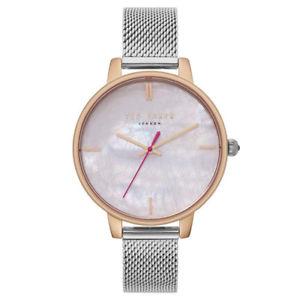 【送料無料】腕時計 ウォッチ テッドベーカーレディースted baker seoras reloj de plata