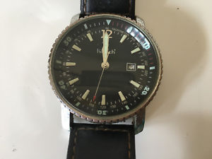 【送料無料】腕時計 ウォッチ ハンスヒルシュused watch hans hirsch reloj not working no funciona 40 mm usado