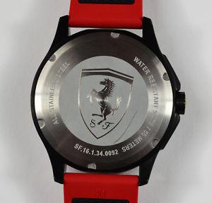 腕時計 ウォッチ スクーデリアフェラーリクオーツアラームマニュアルローズscuderia ferrari xx 0830136 cuarzo reloj de pulsera caballero seores reloj pulsera reloj hombre