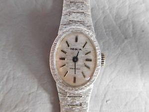 【送料無料】腕時計 ウォッチ ブレスレットアルジェントマッシフファムウォッチreglia ancienne montre bracelet mcanique ovale argent massif 800 femme watch