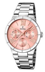 【送料無料】腕時計 ウォッチ クロックfestina multi funcin reloj mujer f167163