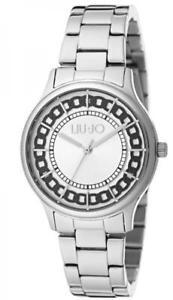 【送料無料】腕時計 ウォッチ ラグジュアリーリュジョドナシルバーorologio donna liu jo luxury aurelia tlj1129 bracciale acciaio silver