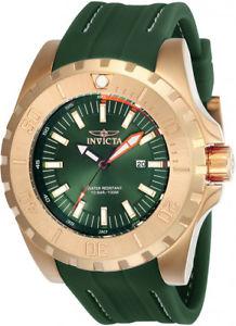 【送料無料】腕時計 ウォッチ プロダイバーmステンレススチールグリーンポリウレタンinvicta hombres pro diver 100m acero inoxidable verde poliuretano 23731