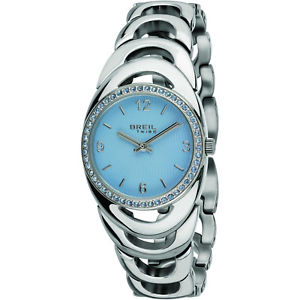 腕時計 ウォッチ ドナスワロフスキーコレクションorologio donna breil tribe saturn collection con swarovski celesti ref ew0393
