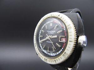 腕時計 ウォッチ ビンテージスキューバダイビングl799 vintage hanowa cuerda manual pantalla fecha reloj de pulsera para buceo