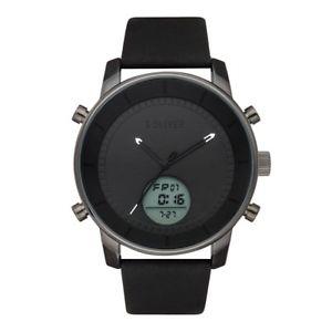 【送料無料】腕時計 ウォッチ オリバーアラームsoliver reloj de los hombres reloj de pulsera cuero so3620lq