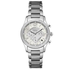 【送料無料】腕時計 ウォッチ クロノグラフカサスワロフスキーorologio cronografo donna breil tw1253 cassa acciaio swarovski