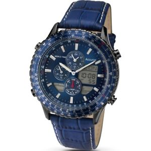 【送料無料】腕時計 ウォッチ クロノグラフナイツウォッチnuevo reloj con crongrafo accurist caballeros ms1036nn