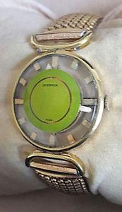 【送料無料】腕時計 ウォッチ ダゴールドjuvenia orologio da polso acciaio, oro movimento meccanico a vista 30mm