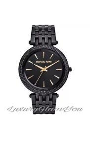 【送料無料】腕時計 ウォッチ ミハエルブラックnuevo para mujer darci michael kors negro reloj mk3337 pvp 22900