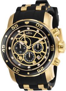 【送料無料】腕時計 ウォッチ プロダイバークロノクォーツステンレススチールシリコンinvicta hombres pro diver cuarzo chrono100m acero inoxidable reloj de silicona
