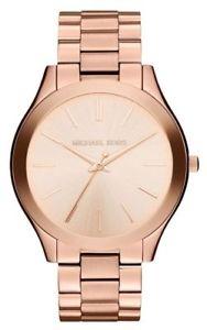 【送料無料】腕時計 ウォッチ ミハエルピンクゴールドアナログnuevo michael kors mk3197 delgado runway analgico mujer oro rosa reloj de