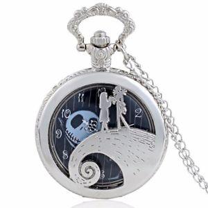 【送料無料】腕時計 ウォッチ ビンテージポケットクリスマスサリージャック