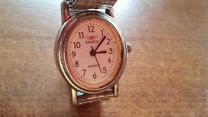 【送料無料】腕時計 ウォッチ ニッケルフリーコレクタブレスレットreloj pulsera de edad avanzada ermex cuarzo reloj para coleccionistas nquel free metal pulsera watch