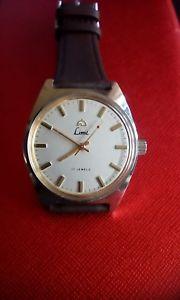【送料無料】腕時計 ウォッチ ビンテージジュエリーアラームlmite de 17 joyas vintage mano viento reloj para hombres trabajo condicin inmaculada