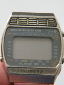 【送料無料】腕時計 ウォッチ クオーツパイルmontre watch baltimore acier quartzsans pilefabrique hong kong,nm10