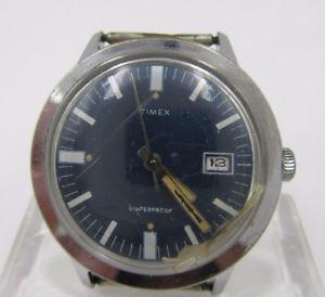 【送料無料】腕時計 ウォッチ ビンテージクロックワークマンブレスレットl355 vintage timex funcionan reloj hombre defectuoso sin pulsera