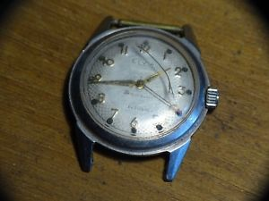 【送料無料】腕時計 ウォッチ ビンテージvintage montre elvia eb suisse 17 jewel mcanique mv fe 350