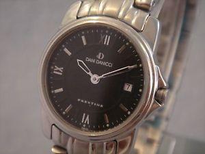 【送料無料】腕時計 ウォッチ アラームダニスイスレディーススチールウォッチreloj mujer acero dani danicci suizo swiss womens steel watch uhr 30m