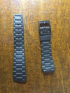 【送料無料】腕時計 ウォッチ ベルンジュネーブビンテージcinturino orologio in gomma swisse made vintage 18 mm morbido