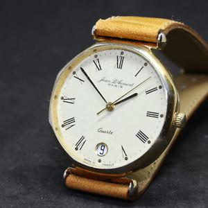 【送料無料】腕時計 ウォッチ ベルジャンbelle montre quartz jean daumont  a1508