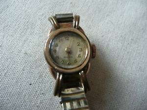 【送料無料】腕時計 ウォッチ ブレスレットmontre ancienne bracelet de dame