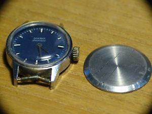 【送料無料】腕時計 ウォッチ ビンテージプチvintage petite montre mabo standard cal 8f mcanique
