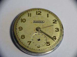 【送料無料】腕時計 ウォッチ ビンテージドvintage mouvement de montre mcanique nappey