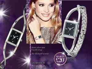 腕時計 ウォッチ エイボンボックスreloj pulsera de avon rosina ~ nuevo y en caja ~ rrp  20 ~ de ventas