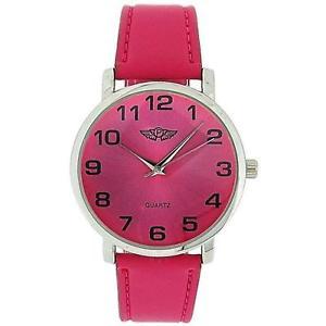 【送料無料】腕時計 ウォッチ ロンドンホットピンクレディースブレスレットウォッチprince londres caliente rosa pu cuero correa de reloj de seoras pi2012