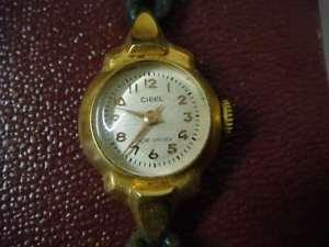 【送料無料】腕時計 ウォッチ ビンテージペンテコステチップリレーancienne montre mcanique vintage cibel ancre 15 rubis ne fonctionne pas vbb527