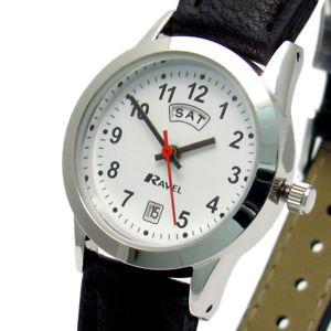 【送料無料】腕時計 ウォッチ ラヴェルレディースクォーツアラームravel damas cuarzo dafecha reloj silvertone 0706202