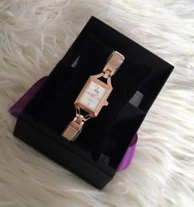 【送料無料】腕時計 ウォッチ ローズゴールドstrada estropajo cuadrante reloj resistente al agua en oro rosa