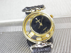 【送料無料】腕時計 ウォッチ クロックビーズバッチprecioso y popular reloj de 1990 con abalorios y sin uso funciona lote watches