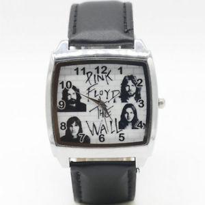 【送料無料】腕時計 ウォッチ ピンクフロイドウォールロックミュージッククォーツスチール