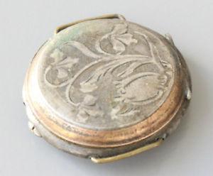 【送料無料】腕時計 ウォッチ ベルアルジェントbelle bontre mcanique en argent restaurer, 33 mm f919
